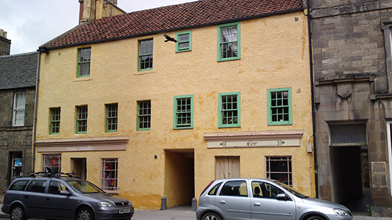 Shops available for rent in Haddington, East Lothian